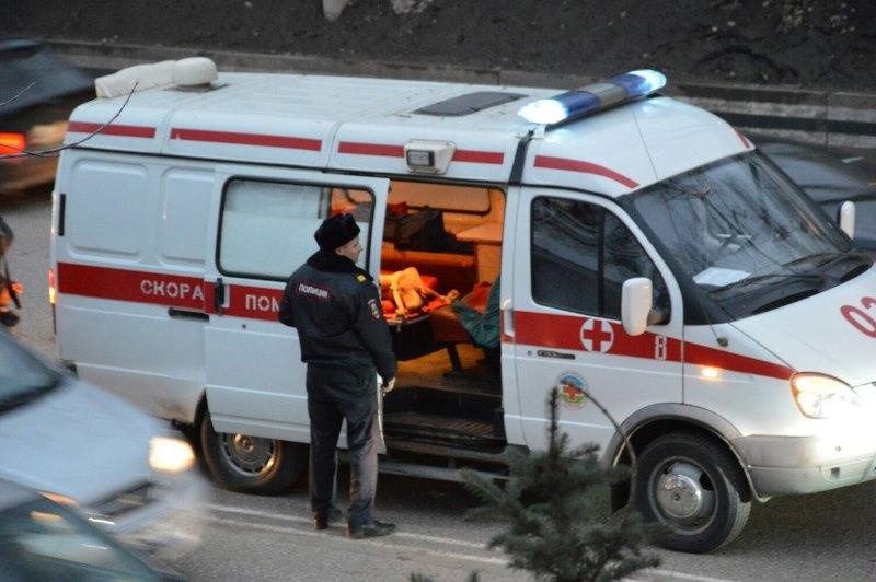ВЛипецкой области иномарку смял грузовой автомобиль - двое погибли
