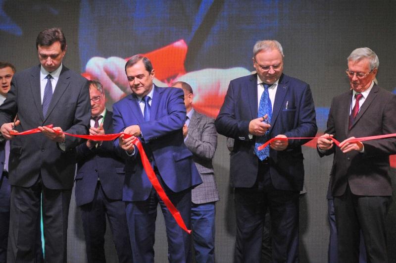 Власти Липецкой области планируют занять 40% русского рынка шлифовальных станков