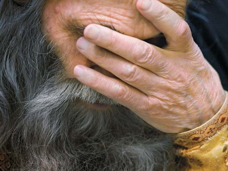 Монаха Задонского монастыря ограбили на3 млн белорусских руб.