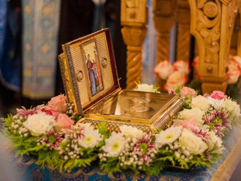 ВИвановскую область прибудет ковчег счастью Пояса Богородицы