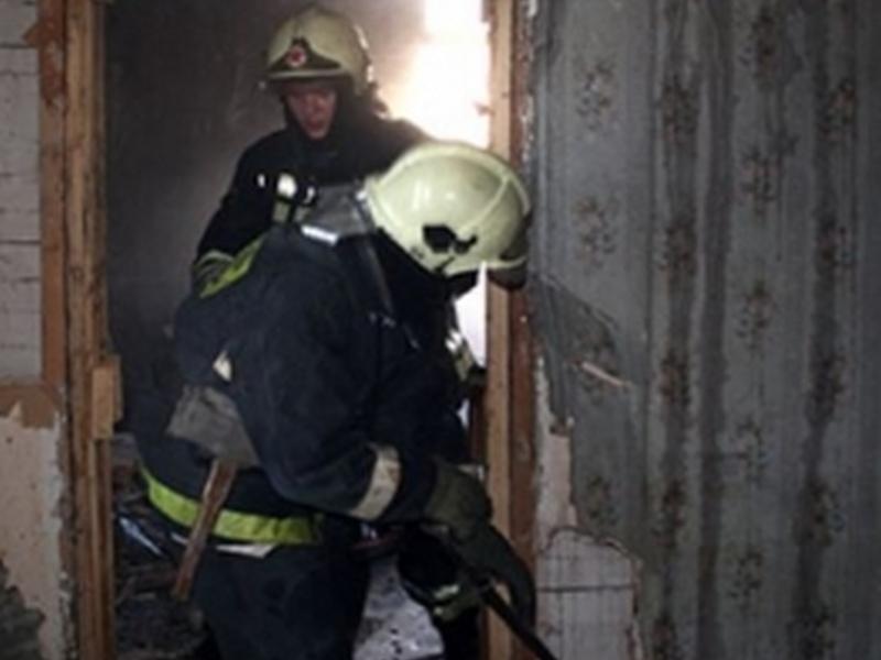 ВЛипецкой области потушен пожар вмужском монастыре